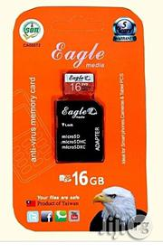 Eagle 16GB Antivirus Smart Micro SD/SDHC/SDXC Memory Card | Accessories for Mobile Phones & Tablets for sale in Lagos State, Ikeja