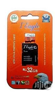 Eagle 32GB Antivirus Memory Card | Computer Accessories  for sale in Lagos State, Ikeja