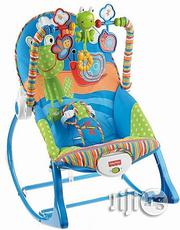 Fisher-price Infant-to-toddler Rocker & Seat - Snails | Children's Gear & Safety for sale in Lagos State, Oshodi-Isolo