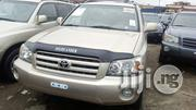 Toyota Highlander 2006 Gold | Cars for sale in Lagos State, Lagos Mainland