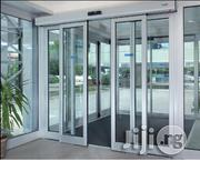 Automatic Single Opening/Double Opening Sliding Door   Doors for sale in Lagos State, Amuwo-Odofin