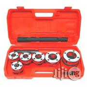 """Pipe Thread Dies Set - 2 1/2"""" -4"""" 