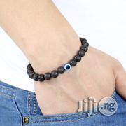 Evil Eyes Polished Stone Bracelets For Men | Jewelry for sale in Lagos State, Alimosho