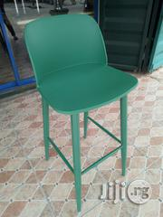 Unique Strong Iron Leg and Plastic Sit Bar Stools Brand New | Furniture for sale in Lagos State, Ajah