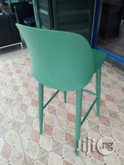 Superb Strong Iron Leg and Plastic Sit Bar Stools Brand New | Furniture for sale in Lagos State, Ajah