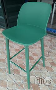 Exotic Unique Strong Iron Leg and Plastic Sit Bar Stools Brand New | Furniture for sale in Lagos State, Lekki Phase 1