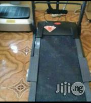 Treadmill With Massager Dumbell and Twister   Massagers for sale in Rivers State, Port-Harcourt