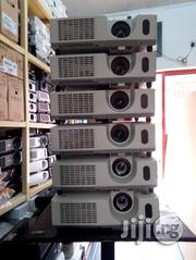 Sound And Clean UK Used Hitachi Projector, 3200 Lumens | TV & DVD Equipment for sale in Abuja (FCT) State, Wuse 2