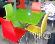 Restaurant Table With 4 Chairs   Furniture for sale in Lagos State, Ikeja