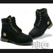 New Original Black Timberland | Shoes for sale in Lagos State, Yaba