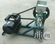 Small Fish Feed Excruder 100% Flaoting   Farm Machinery & Equipment for sale in Rivers State, Port-Harcourt