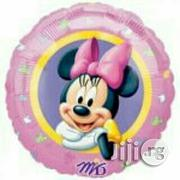 Minnie Mouse Helium Foil Balloons | Toys for sale in Lagos State, Lagos Mainland