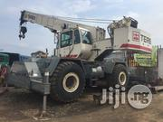 2007 4x4 50tons Texrex Crane | Heavy Equipments for sale in Lagos State, Surulere