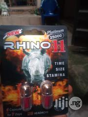 Rhino 11(2pills) | Sexual Wellness for sale in Lagos State, Lagos Mainland