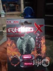 Rhino X(2 Pills) | Vitamins & Supplements for sale in Lagos State, Lagos Mainland