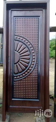 Standard 2mm Iron Door | Doors for sale in Rivers State, Port-Harcourt