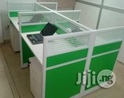 Durable New 4-seater Office Workstation Table   Furniture for sale in Lagos State, Lekki Phase 2