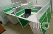 Durable New 4-Man Office Workstation Table | Furniture for sale in Lagos State, Ikeja