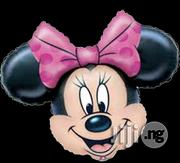 Minnie Mouse Head Foil Balloon | Toys for sale in Lagos State, Lekki Phase 1
