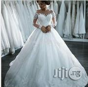 European White Lace Wedding Dress | Wedding Wear for sale in Osun State, Ilesa