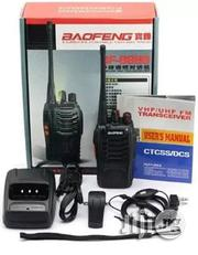 Baofeng Portable Two Way Walkie Talkie Radio - Bf888s | Audio & Music Equipment for sale in Lagos State, Ikeja