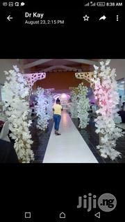 Walkway And Flowers Wedding Decoration | Wedding Venues & Services for sale in Lagos State, Lagos Island