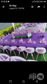 Kiddies Birthday Chairs And Table | Party, Catering & Event Services for sale in Lagos State, Lagos Island