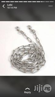 Dog Stainless Heavy Kennel Chains | Pet's Accessories for sale in Lagos State, Agege