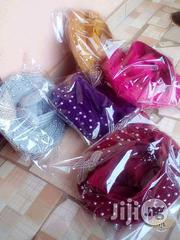Auto Gele. We Have It In Different Ways Like Yellow Red Blue Purple. | Clothing for sale in Lagos State, Ifako-Ijaiye