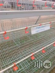 Agroconsult Battery Cage Available | Farm Machinery & Equipment for sale in Delta State, Sapele