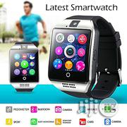 Generic Q18 Smartwatch Phone Bluetooth Watch With Camera TF/SIM Card | Smart Watches & Trackers for sale in Abuja (FCT) State, Karu