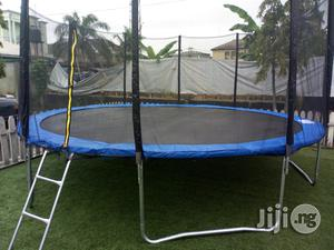 Brand New 15ft Trampoline Bouncer With Ladder