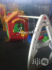 Nee Children Playhouse With Swing | Children's Gear & Safety for sale in Rivers State, Port-Harcourt