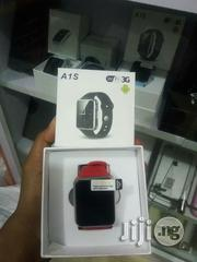 Exotic Full Android OS Smartwatch With Sim N Sd Card | Smart Watches & Trackers for sale in Lagos State, Oshodi-Isolo