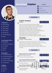 Graphic And Web Designer | Computing & IT CVs for sale in Rivers State, Ikwerre