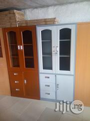 Strong and Durable Office Metal Book Shelve Brand New | Furniture for sale in Lagos State, Yaba