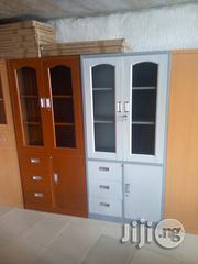 Strong and Durable Office Metal Book Shelve Brand New   Furniture for sale in Lagos State, Ikotun/Igando