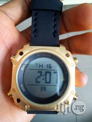 Fossil Digital Leather Watch | Watches for sale in Rivers State, Port-Harcourt