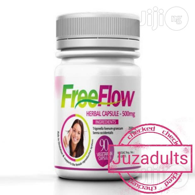 Freeflow Capsule For Women Only (Conceive Naturally)