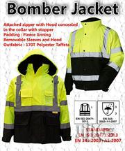 Supertouch Very Hi-visibility Bomber Jacket | Safety Equipment for sale in Lagos State, Amuwo-Odofin