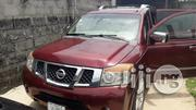 Nissan Armada 2010 Platinum Red | Cars for sale in Lagos State, Lagos Island