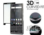 Blackberry Keytwo Key2 Tempered Glass Screen Protector, Full Screen CURVED Tempered Glass | Accessories for Mobile Phones & Tablets for sale in Lagos State, Ikeja