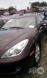 Lexus Es330 2006 Brown | Cars for sale in Lagos State, Apapa