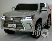 Lexus LX570 Full Double Seat Toy | Toys for sale in Lagos State, Lekki Phase 1