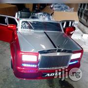 Rolls Royce Toy Car Double Seat | Children's Gear & Safety for sale in Lagos State, Lekki Phase 1