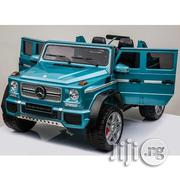 Mercedes Benz G6x6 Double Seat Toy Car | Children's Gear & Safety for sale in Lagos State, Lekki Phase 1