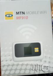 MTN 4G Mobile Wifi( MF910) Locked and Unlocked | Networking Products for sale in Lagos State, Ikeja