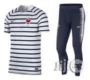 France Nike Vapor Dry Pre-Match Training Shirt Pant Trouser | Clothing for sale in Lagos State, Lagos Mainland
