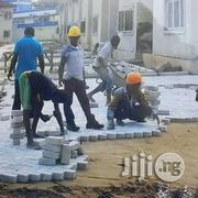 Free Fixing Of Interlocking Paving Stones | Building Materials for sale in Lagos State, Lekki Phase 2