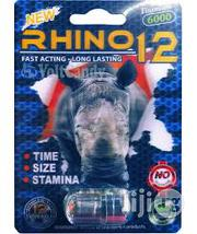 Rhino 12 (2 Pills) | Vitamins & Supplements for sale in Lagos State, Alimosho